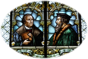 Martin Luther, John Calvin, Reformation