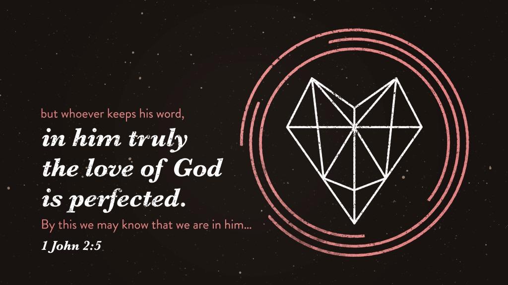 prove it with devotion